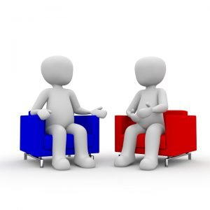 Meeting Gehaltsverhandlung