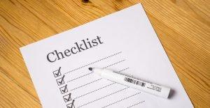 Checkliste-Rede schreiben