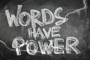 Wörter haben Power- Überzeugen