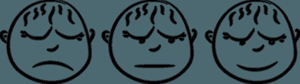 Mimik Gesichter Nonverbale Kommunikation