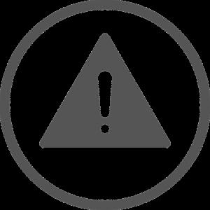 Warnzeichen - Präsentationstechniken
