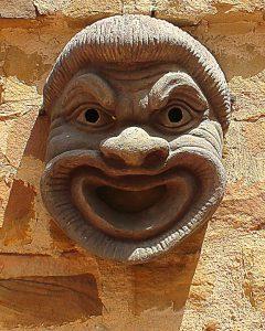 Mimik - Gesicht