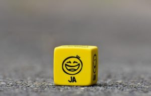 Smiley - überzeugen