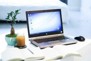 Laptop - überzeugen