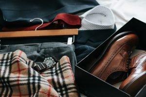 Kleidung Vorstellungsgespräch