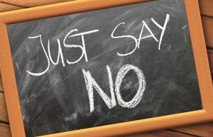 Just say No- Sexuelle Belästigung