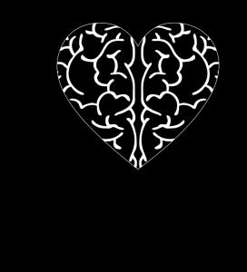 Gehirngedanken durch eine Metapher
