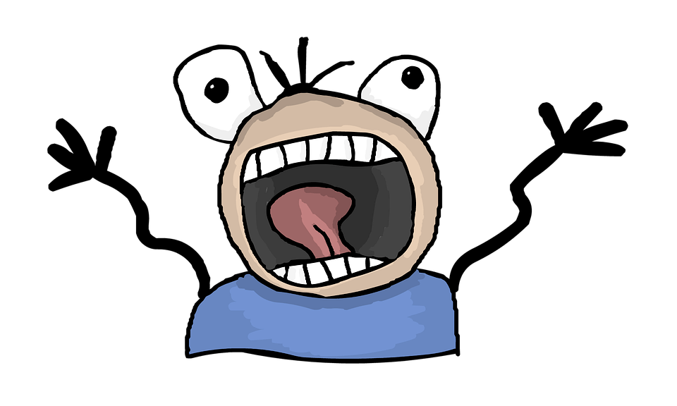 Panic beim Seminar