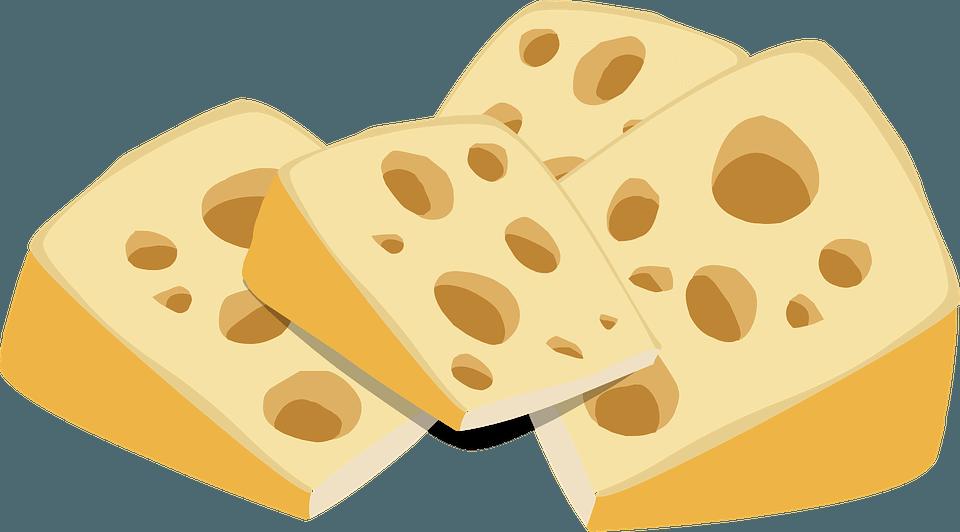 Schweizer Käse Metapher