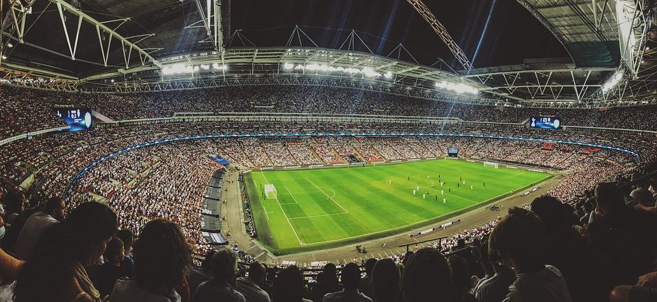 Stadion Präsentation