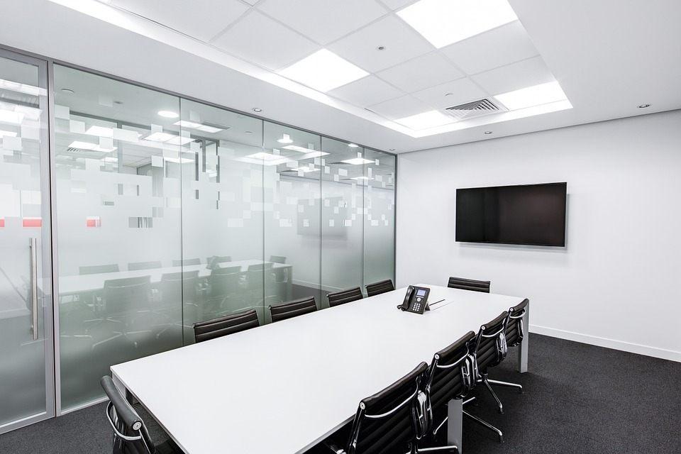 Meeting-Raum für Präsentation