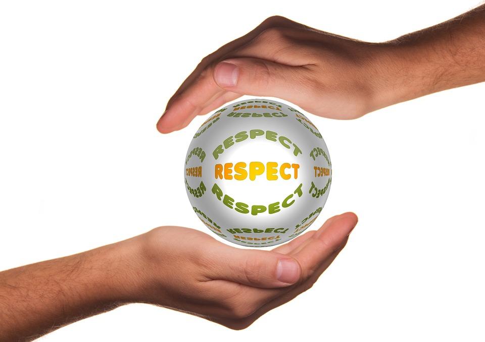 Respekt Totschlagargument