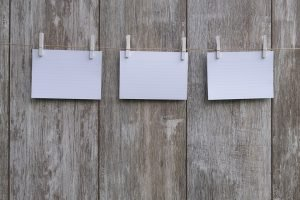 Notizzettel zu den besten Rhetorik Tipps