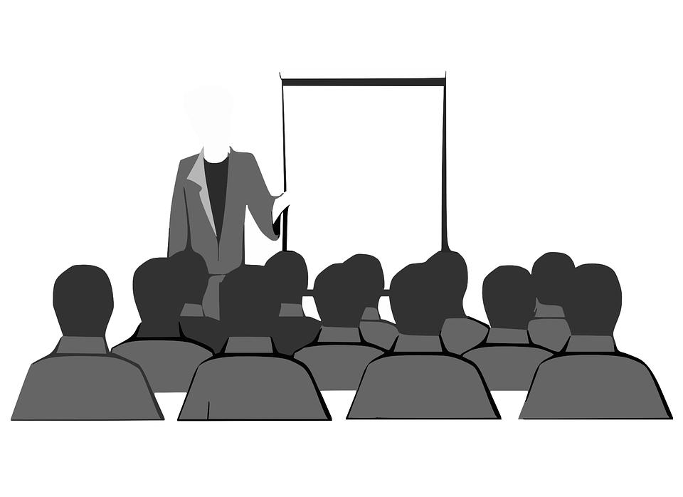 Vortrag Rhetorik Tipps