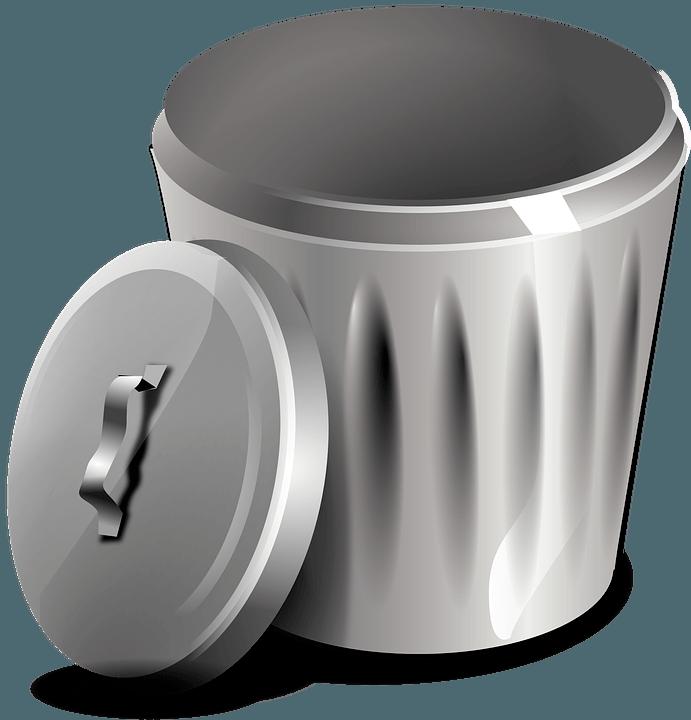 Mülltonne Diskussion