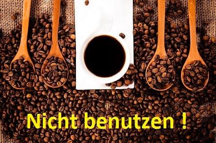 Kein Kaffee nutzen