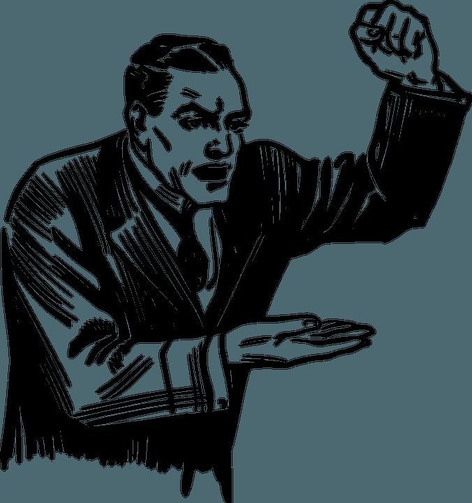 Die Debatte – Wie man das Publikum von seinem Vortrag begeistert