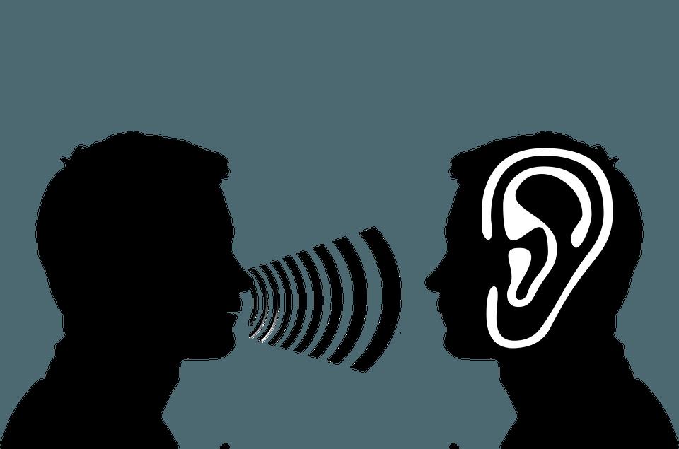 Zuhören bei der Gesprächsführung
