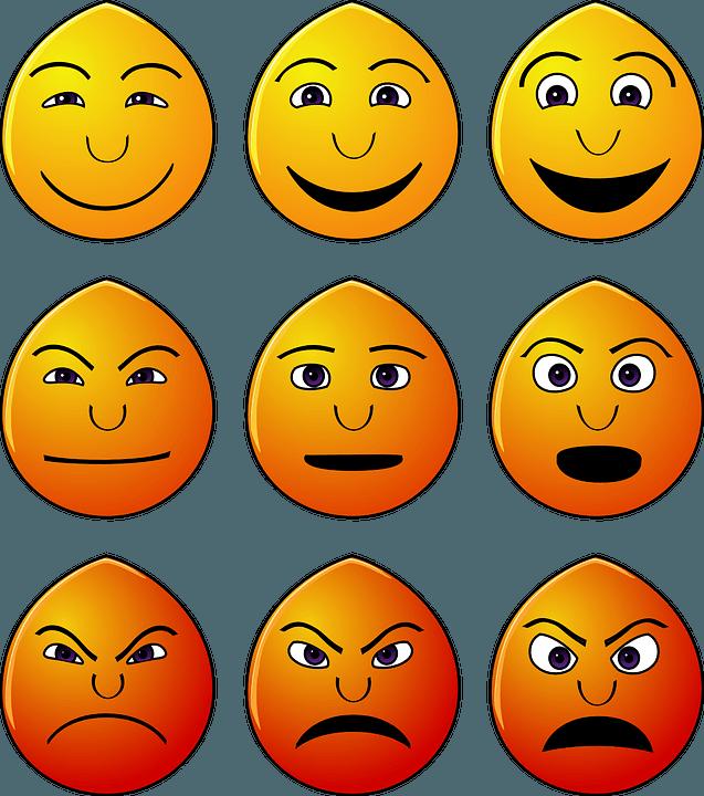Smileys Konfrontation
