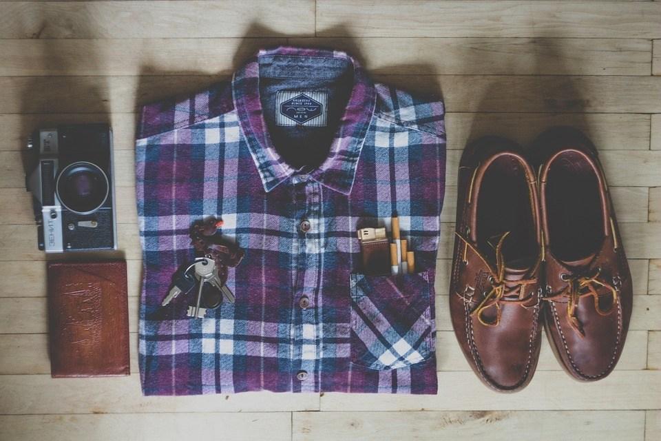 Outfit Selbstsicherheit