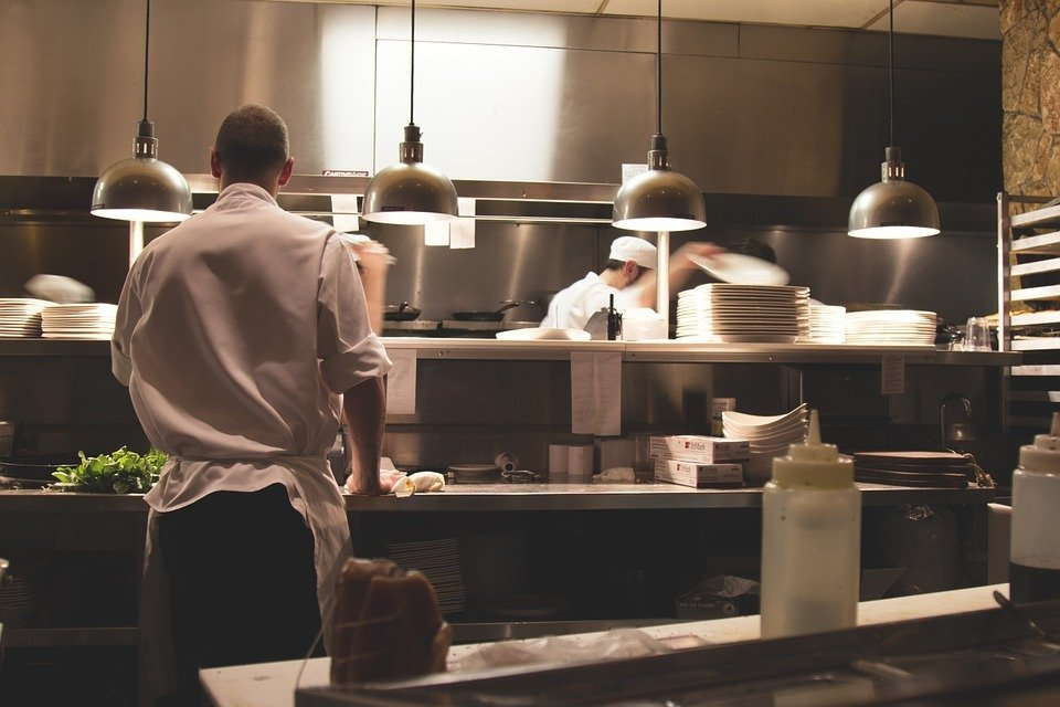 In der Küche gibt es keine Kommunikationsfehler