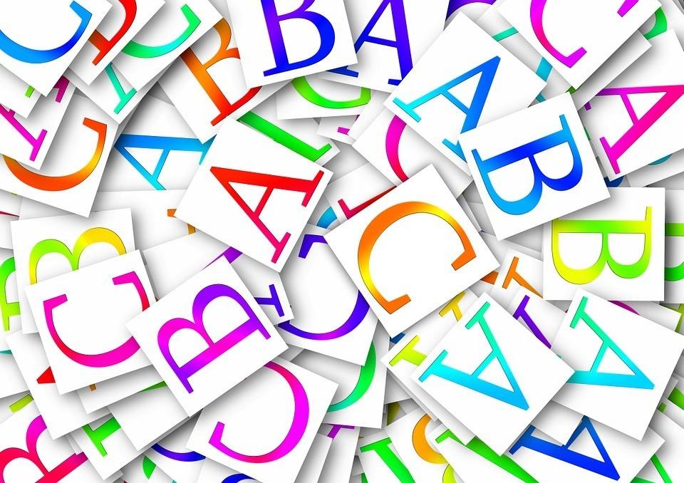 Ähm Alphabet