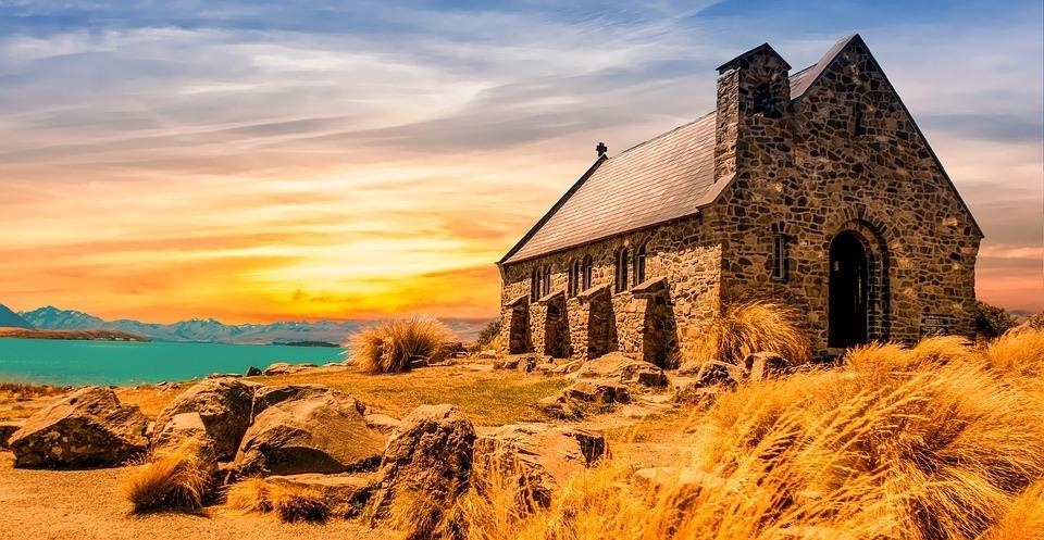 Präsentationstraining Kirche