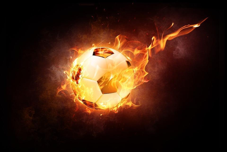 Fussball Ansprache