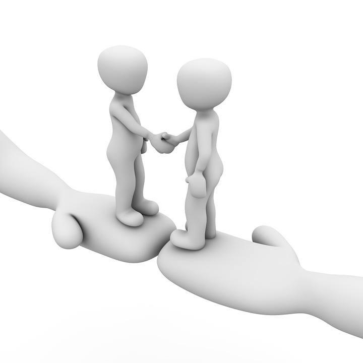 Vertrauensvorschuss gute Freunde