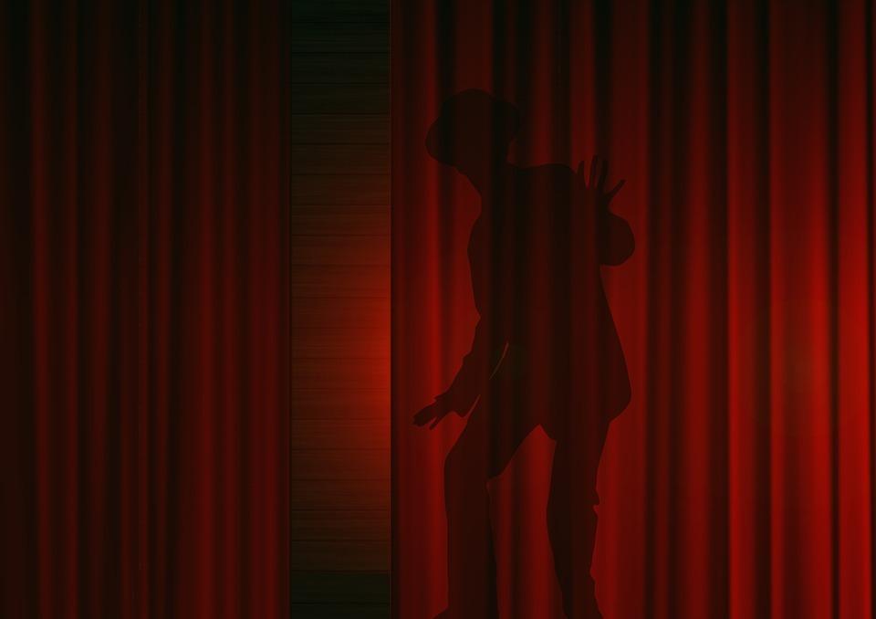 Angst vor der Bühne