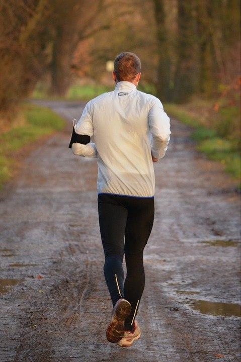 Jogging Redeangst