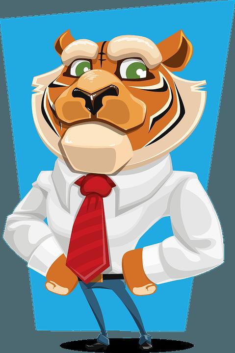 Tiger Vertrauensvorschuss