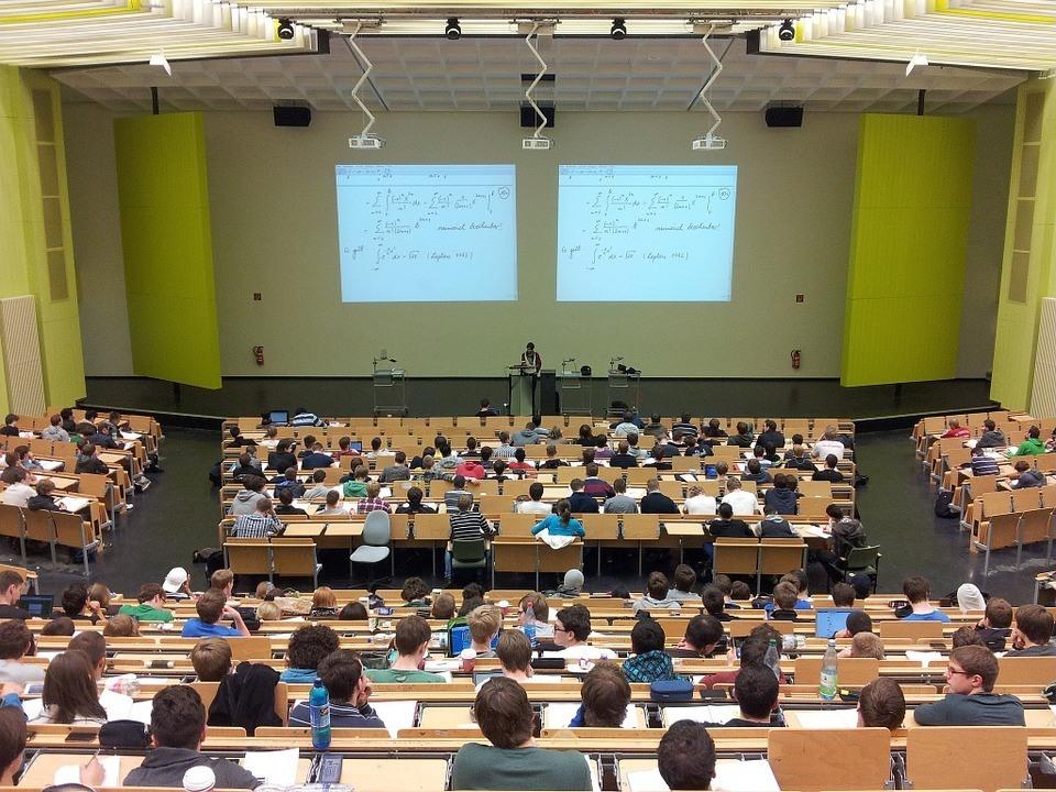 Präsentationstraining Universität Vortrag