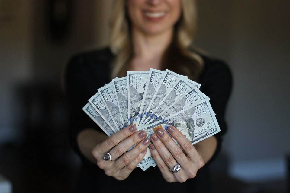 Geld rhetorische Frage