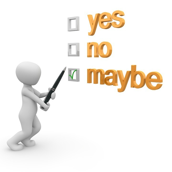rhetorische Frage Ja oder nein