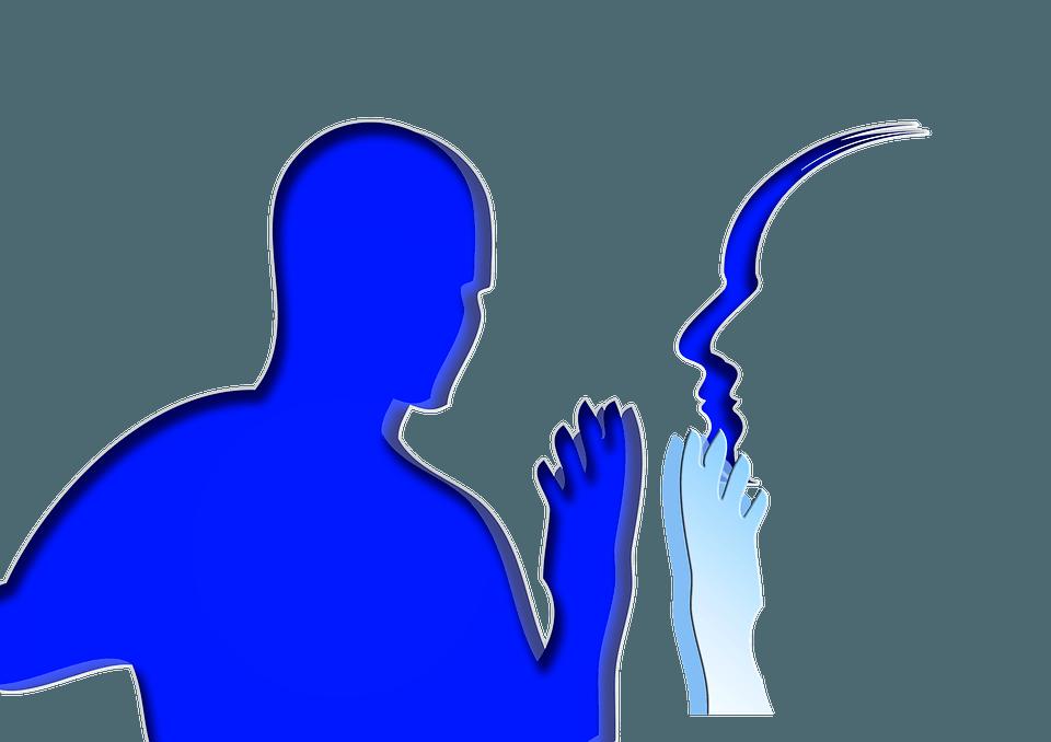 Personen streiten Durchsetzungsvermögen