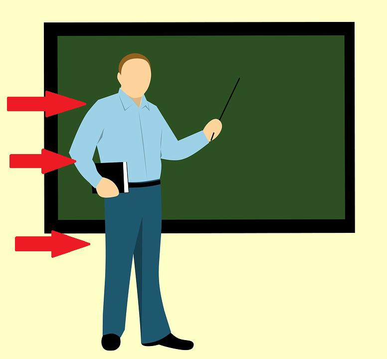 Lehrer Selbstbewusstsein
