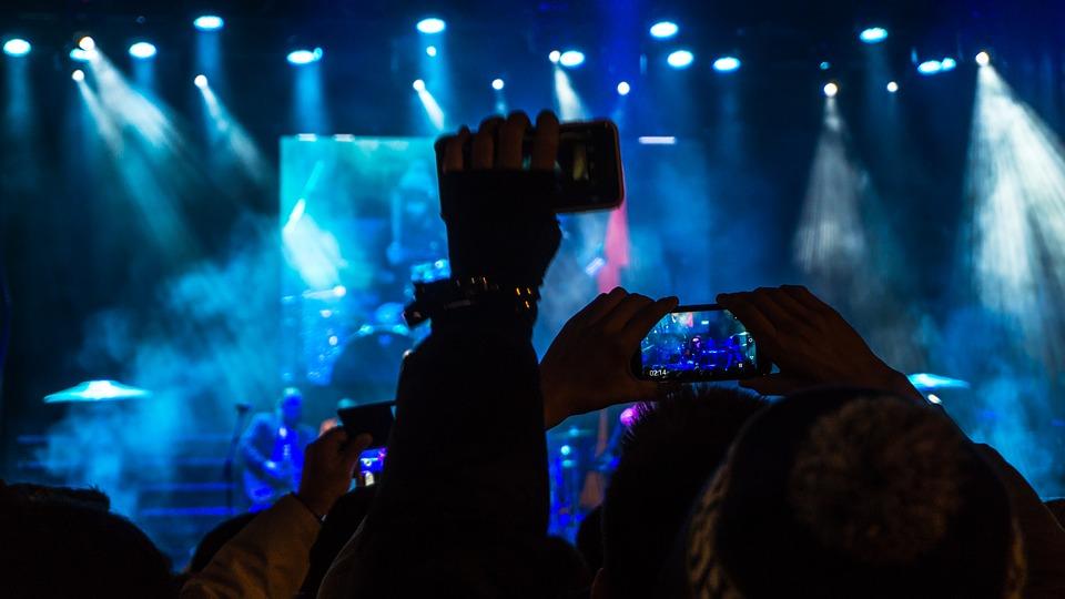 Publikum Rampenlicht