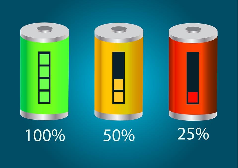 Battery Personal Branding