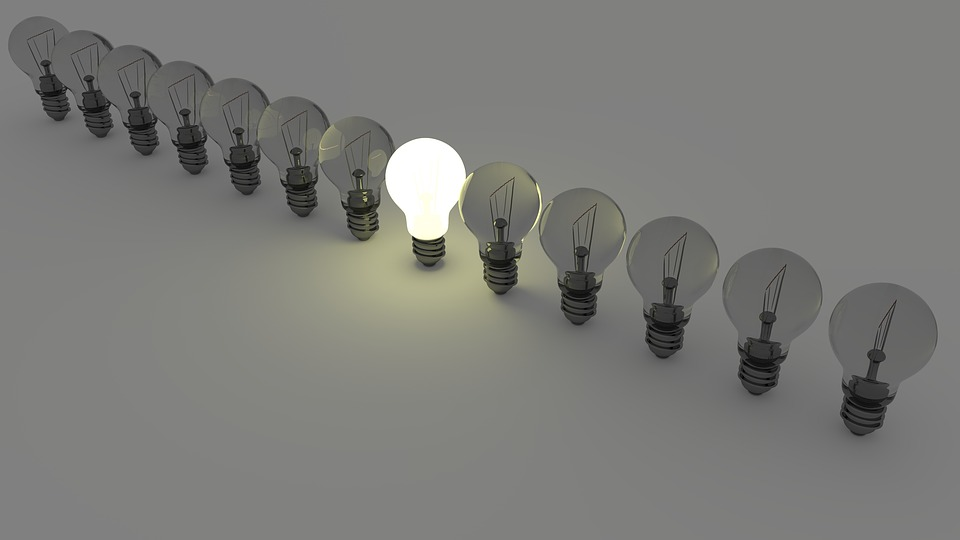 individuelle lampe Personal Branding