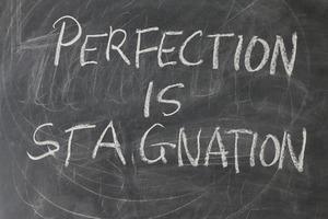 Warum du Perfektionismus ablegen musst !