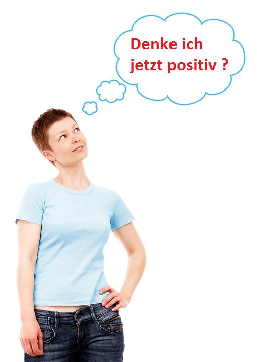 Positiv denken Seminar