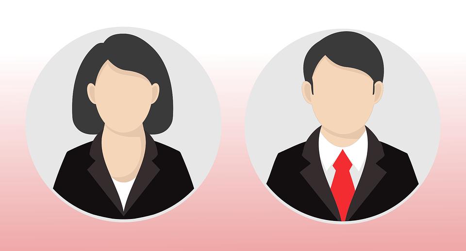 mann und Frau Kundenavatar