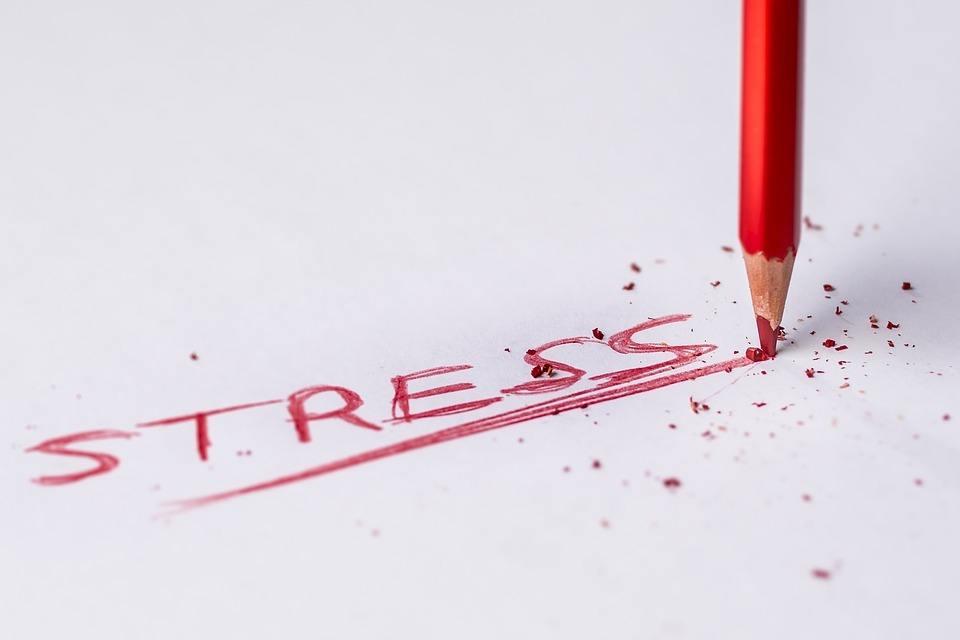 Stift Stress