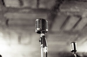 Mikrophon Speaker