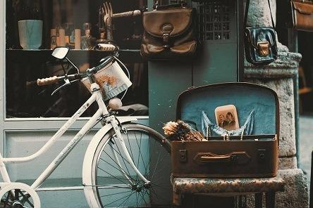 Fahrrad freie Rede