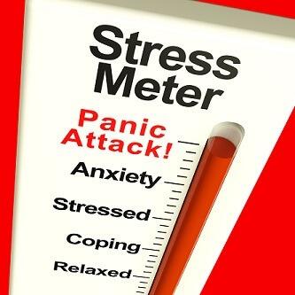 Panikattacken Stressmeter