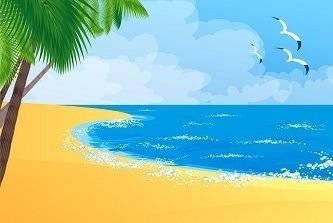 Urlaub in deinen Gedanken