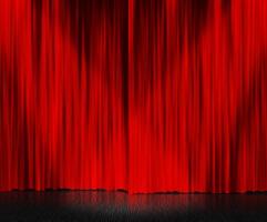 Bühnenpräsenz auf der Bühne