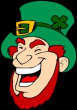 Mann mit grüner Mütze